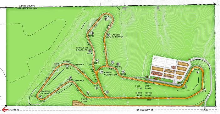 HPR Track